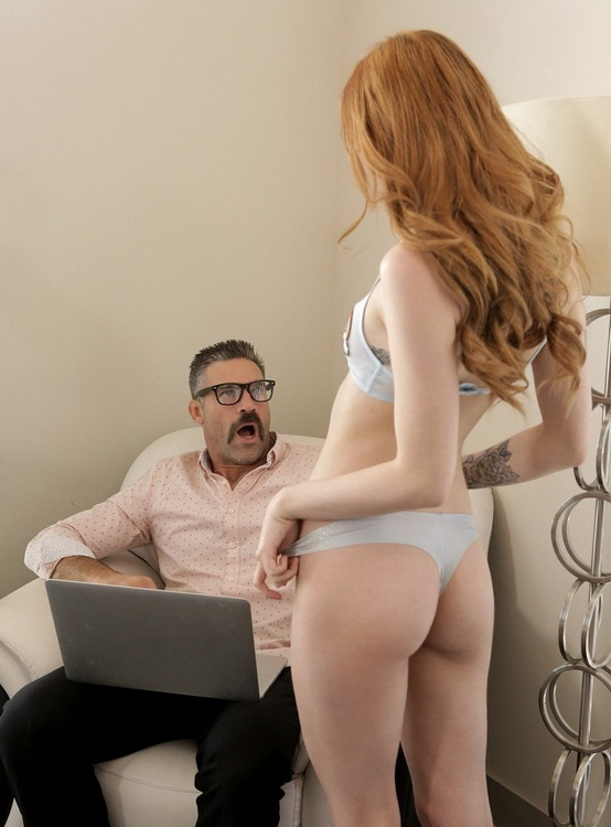 BadTeensPunished.com Nubiles-Porn.com: Redhead Step Daughter Starring: Megan Winters