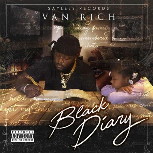 Van Rich — Black Diary (2021)