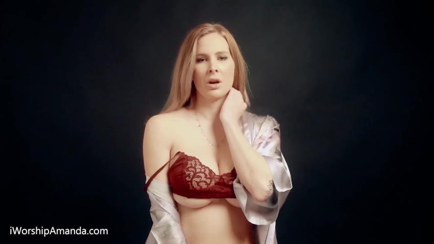 Goddess Amanda ~ Edging Series Part 3 My Huge Boobs (JOI, JOI Games, Mesmerize, O.Control, Edging Games) ($36) ~ Worship Amanda / Clip4sale.com ~ FullHD 1080p - 2019-10-26