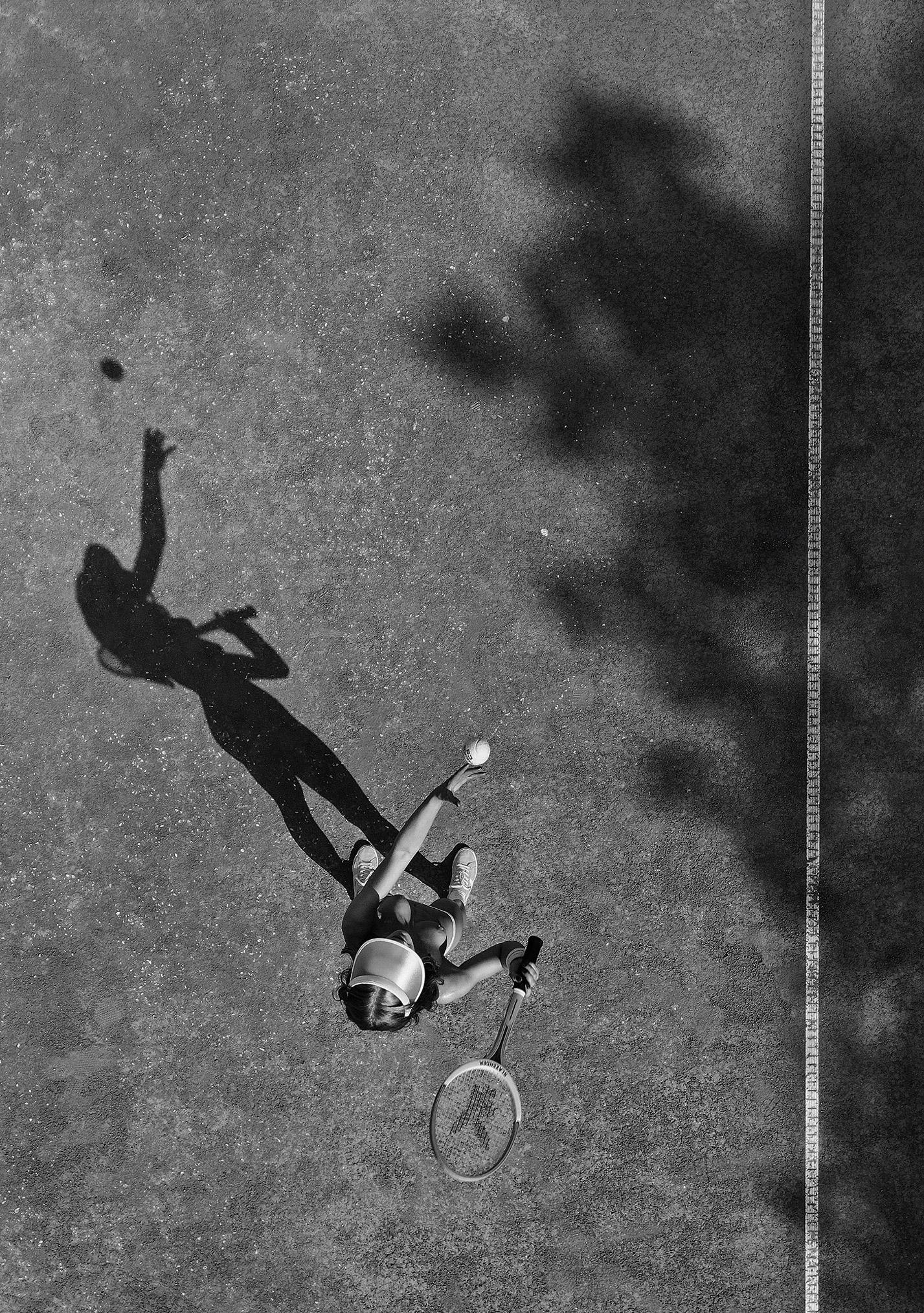 звезда голландского Playboy Свенья ван дер Богарт голая играет в теннис / фото 20