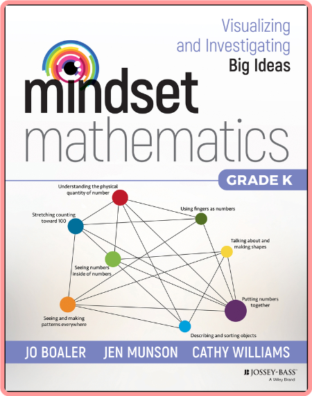 Visualizing and Investigating Big Ideas, Grade K (Mindset Mathematics)
