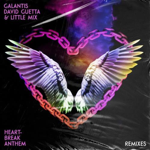 Galantis & David Guetta & Little Mix — Heartbreak Anthem (Remixes) (2021)