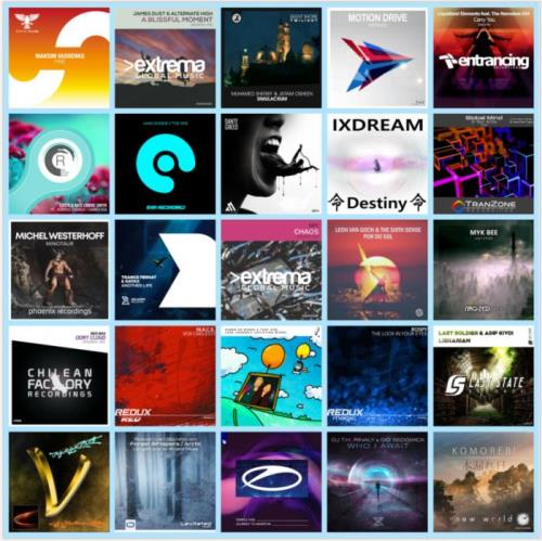 Fresh Trance Releases 327 (2021)