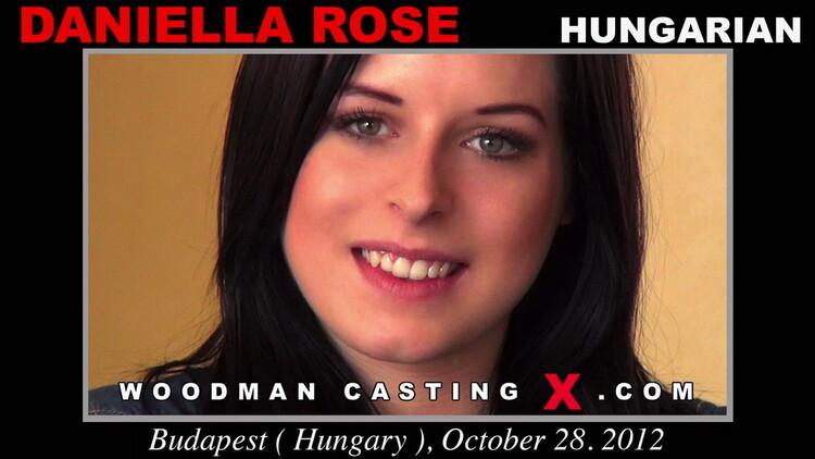 WoodmanCastingX - Daniella Rose - Hardcore [FullHD 1080p]