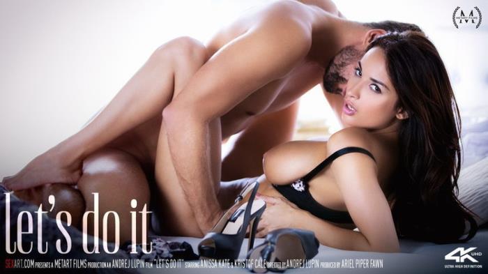 Anissa Kate - Lets Do It (2021 SexArt.com MetArt.com) [FullHD   1080p  1.01 Gb]