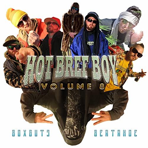 Boxguts and Beatahoe — Hot Bref Boy Volume 8 (2021)