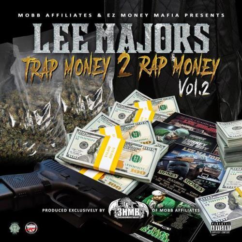Lee Majors — Trap Money 2 Rap Money, Vol. 2 (2021)
