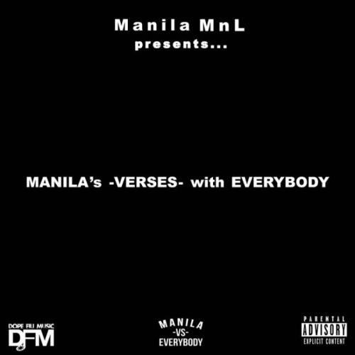 Manila Mnl — Manila's Verses with Everybody (2021)