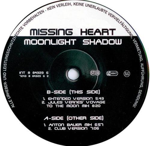 Missing Heart — Moonlight Shadow (1997)
