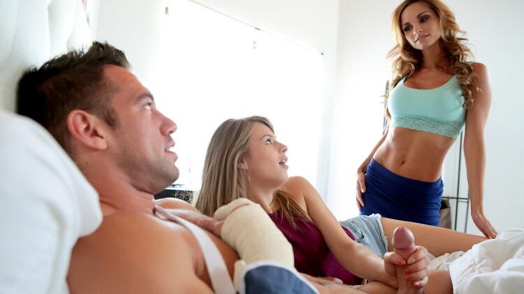 Ashley Sinclair, Jillian Janson ~ Sweet Release ~ MomsTeachSex/NubilesNetwork ~ FullHD 1080p