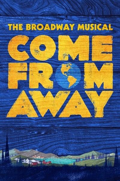 Come From Away 2017 1080p WEBRip x265-RARBG