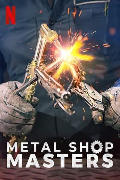Metal Shop Masters S01E04 720p HEVC x265-MeGusta