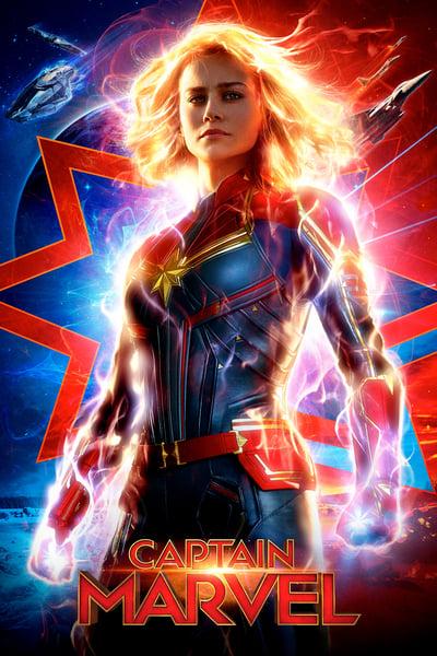 Captain Marvel 2019 BluRay 1080p DTS AC3 x264-3Li