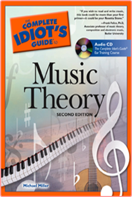 The Complete Idiots Guide To Music Theory
