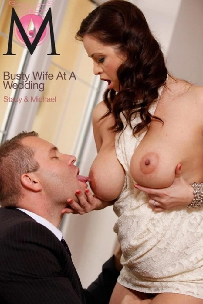 MomXXX: Stacy aka Sirale - Busty Wife At A Wedding [FullHD 1080p] (Big Tits)