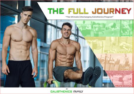 The Full Journey Program by Calisthenics Family