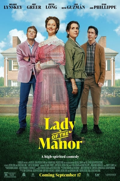 Lady of the Manor 2021 1080p BluRay x264 DTS-HD MA 5 1-MT