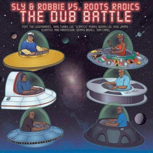 Sly & Robbie vs. Roots Radics: The Dub Battle (2021)