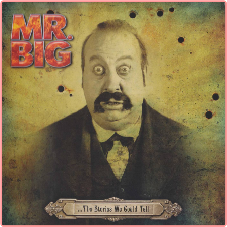 Mr  Big -    The Stories We Could Tell (Japan Edition) (2014) Flac