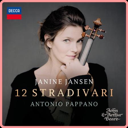 Janine Jansen - 12 Stradivari [24Bit-96kHz] (2021) FLAC