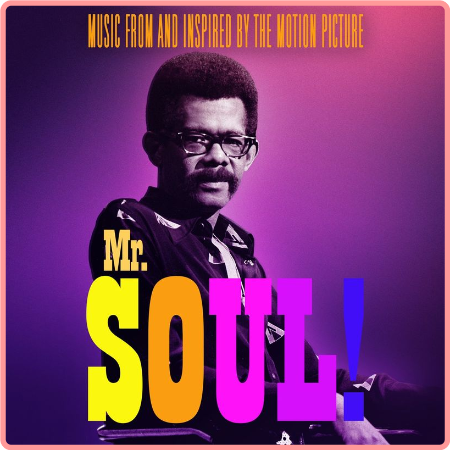 VA - Mr  Soul! (Music From and Inspired by the Motion Picture) (2021) Mp3 320kbps