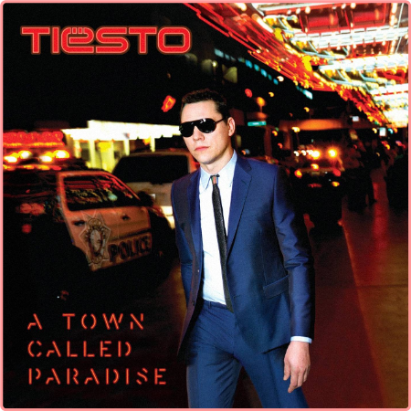 Tiesto - A Town Called Paradise (2014) Flac