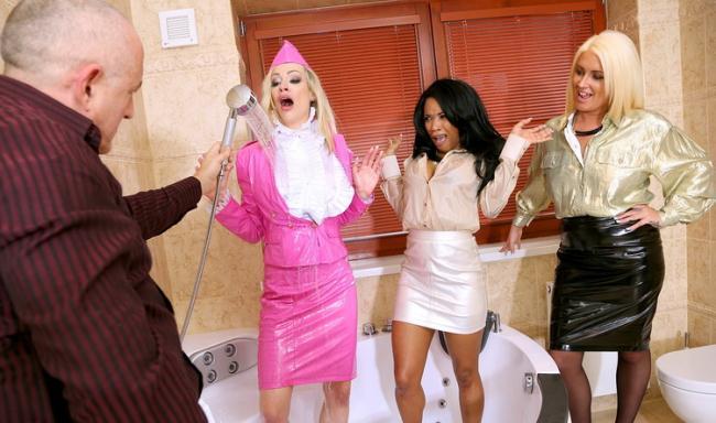 Kiki Minaj - Get The Fuck Into These Witchy Bitches!!! Soak Them, Nail Them, Cum On Them!!! The UK Fuck Doll Clash! (2021 PervyOnes.com SinDrive.com) [FullHD   1080p  1.49 Gb]