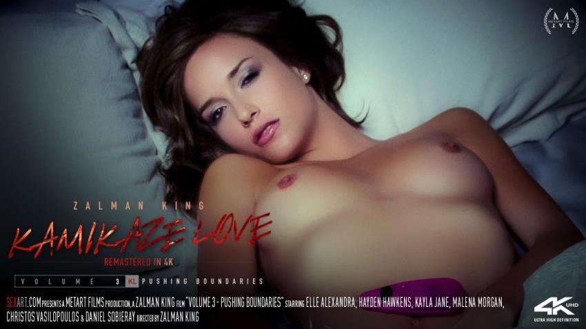 MetArt.com, SexArt.com - Kamikaze Love