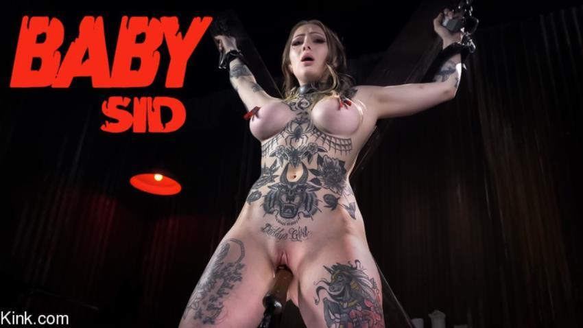 Baby Sid ~ Baby Sid Is Depraved ~ Kink.com ~ HD 720p - September 8, 2021