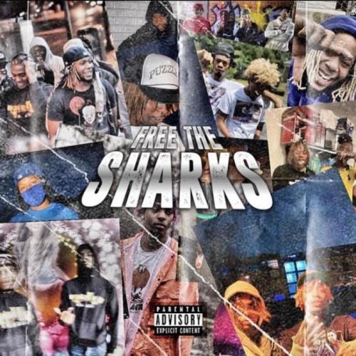 Tony Alabama — Free The Sharks (2021)