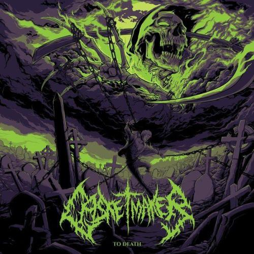 Casketmaker — To Death EP (2021)