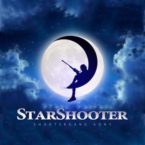 ShooterGang Kony - Starshooter (2021)