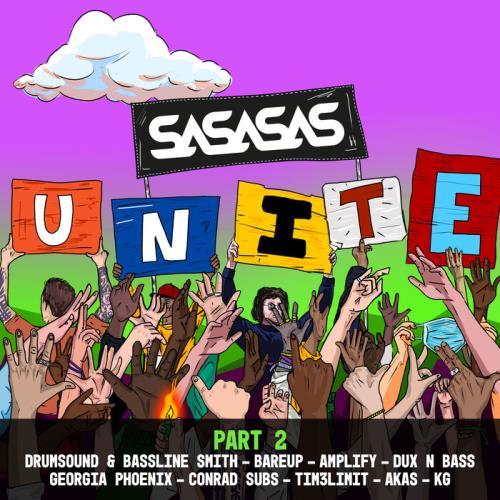 Sasasas - Unite Part 2 (2021)