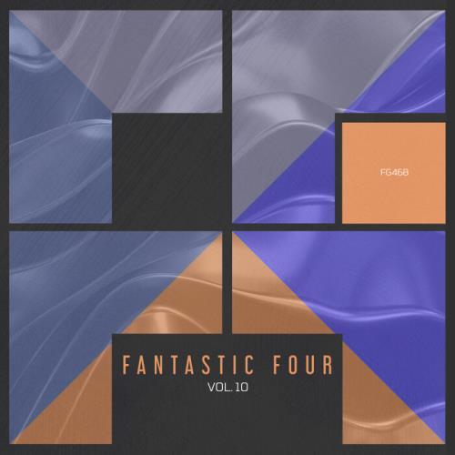 Fantastic Four, Vol. 10 (2021)
