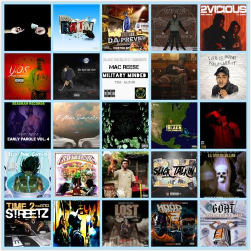 Rap Music Collection Pack 246 (2021)