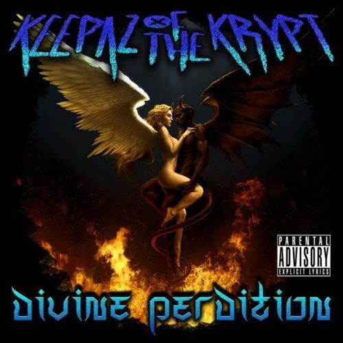 Keepaz Of The Krypt - Divine Perdition (2021)