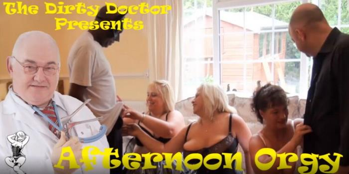 Dirtydoctorsvideos.com: Afternoon Orgy Starring: Busty Kim
