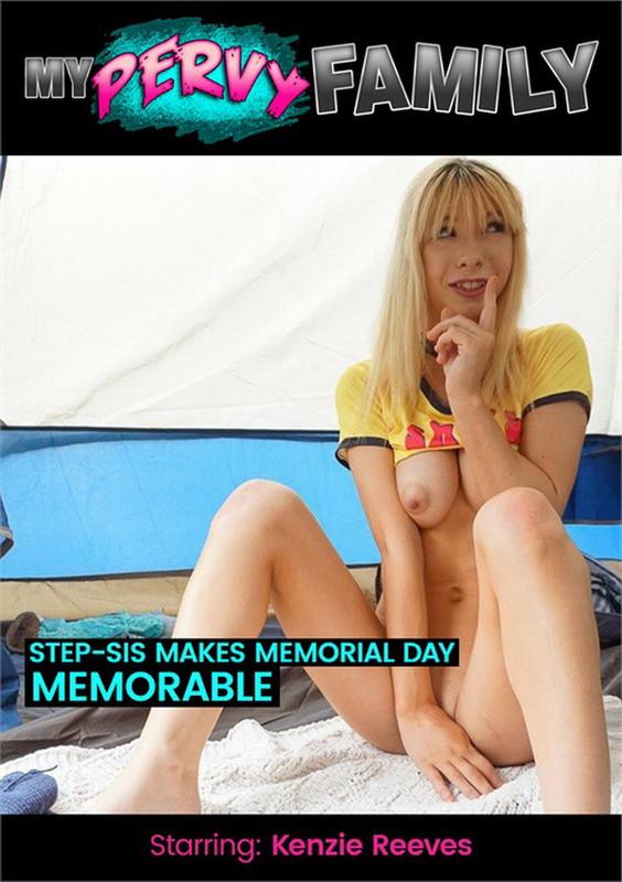 Kenzie Reeves - Step-Sis Makes Memorial Day Memorable (2021 MyPervyFamily.com) [FullHD   1080p  1.26 Gb]