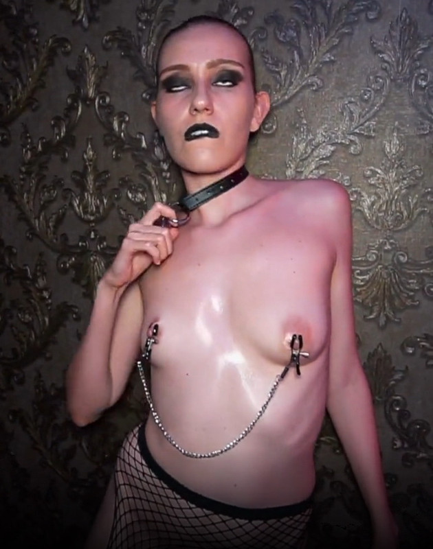 Onlyfans.com: Bondage Anal Creampie for Submissive Wife in Stockings Starring: Kiss Cat