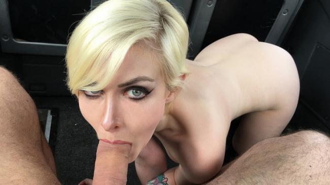 FakeTaxi.com FakeHub.com: Hot posh student tries anal fucking Starring: Daisy Delicious