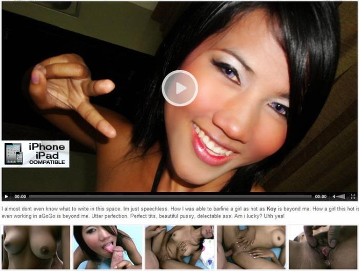 ThaiGirlsWild.com: 261 Starring: Koy