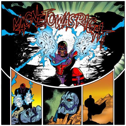 Raz Fresco - Magneto Was Right Issue #9 (2021)