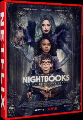 Nightbooks - Racconti Di Paura (2021).avi WEBRiP XviD AC3 -