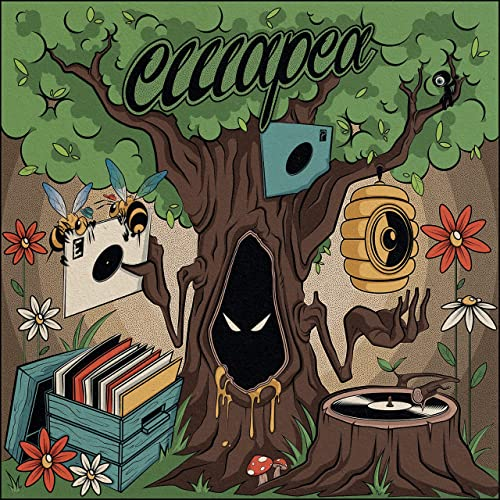 Emapea — Bees, Trees and Flowers (2021)
