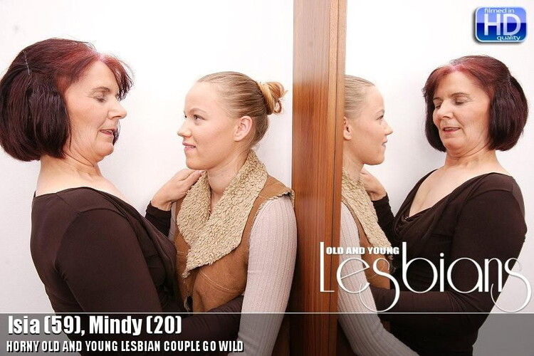Old-and-Young-Lesbians/Mature.nl: Isia, Mindy - Lesbian-Alex270 [FullHD 1080p] (794 MB)