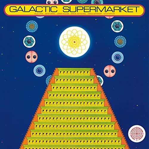 The Cosmic Jokers - Galactic Supermarket (1974) (2021)