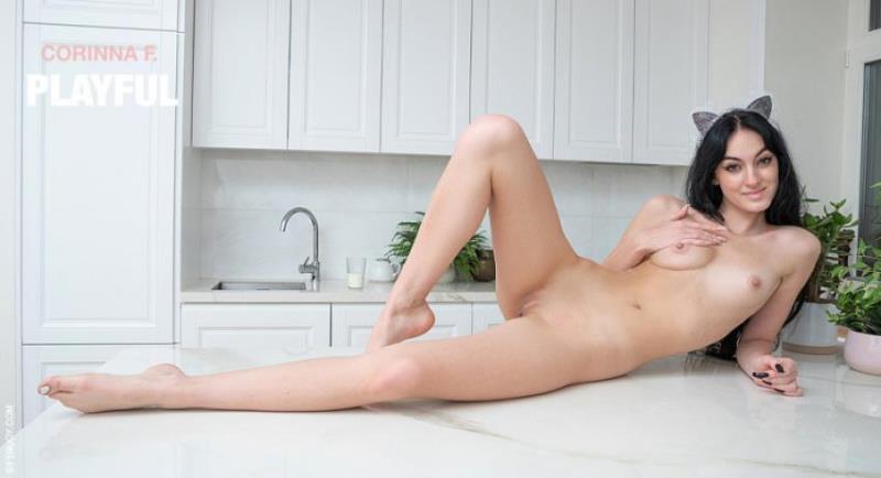 femjoy.com: Corinna F - Corinna F - Playful [FullHD 1080p] (626.73 Mb)