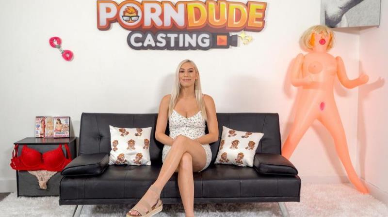 PornDudeCasting.com - Kay Lovely - Porn Dude Casting [SD 480p]