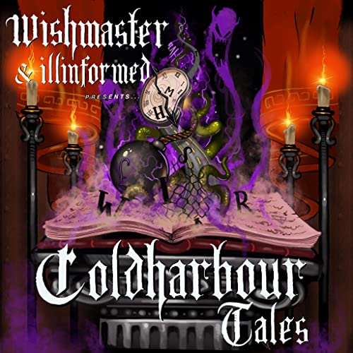 Wish Master x Illinformed - Cold Harbour Tales (2021)