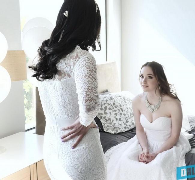 DaughterSwap.com TeamSkeet.com: An Orgy Before The Wedding Starring: Jazmin Luv
